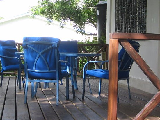 BlueBelize : Outdoor Dining