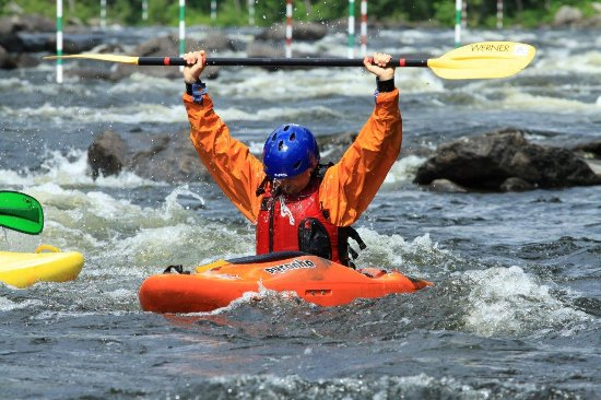 Barry's Bay, Kanada: Gains! On the Madawaska River