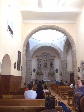 Chihuahua, المكسيك: Interior Iglesia de San Francisco