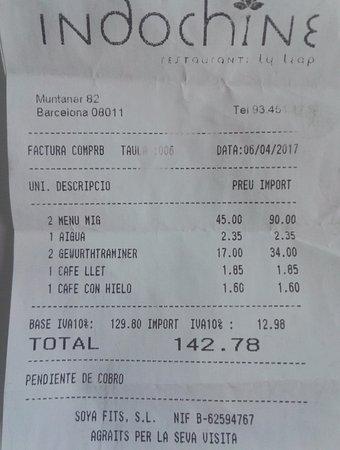 Restaurante indochine ly leap en barcelona con cocina vietnamita - Restaurante vietnamita barcelona ...