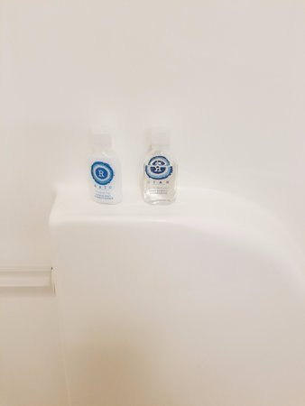 Comfort Suites Wixom: Previous guest used Shampoo and Conditioner