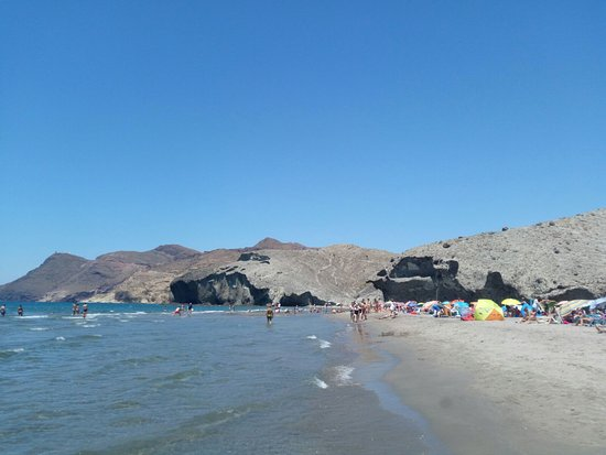 Monsul Beach (San Jose, Spanje) - Beoordelingen
