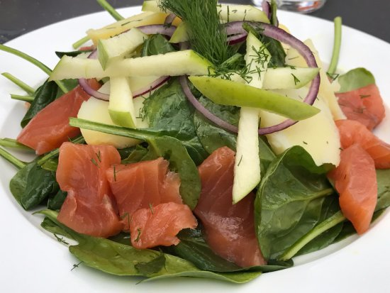 Fleury-Merogis, France: Salade Nordique