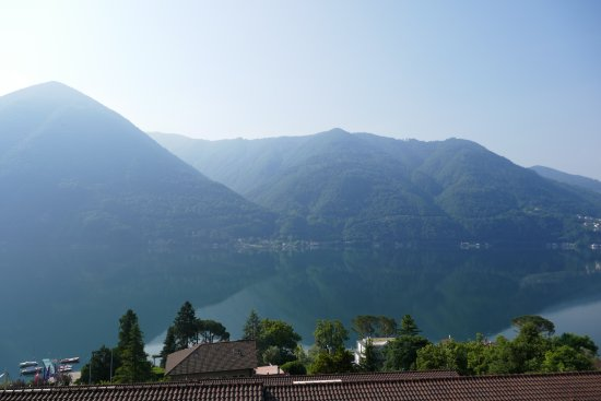 Cima, Italy: Room with a view!