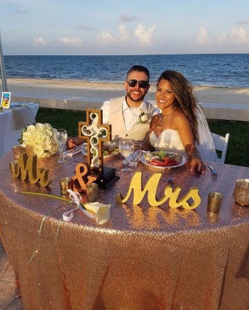 Wedding Reception At Tucan Terrace Picture Of Moon Palace Cancun Tripadvisor