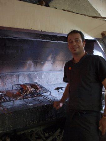 Vrboska, Kroasia: Chef Luka