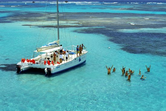 Punta Cana, República Dominicana: Saona Island - Catamaran