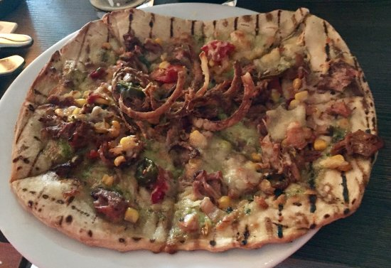 Clarks Summit, PA: The Brisket Flatbread