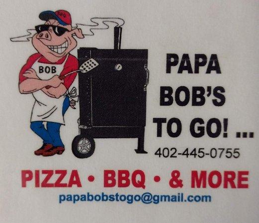 Omaha, อาร์คันซอ: Papa Bob's To Go