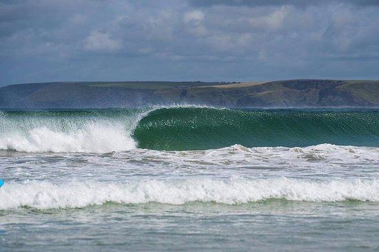 Towan Beach / Newquay Bay - Photo Cred - Aaron Parsons