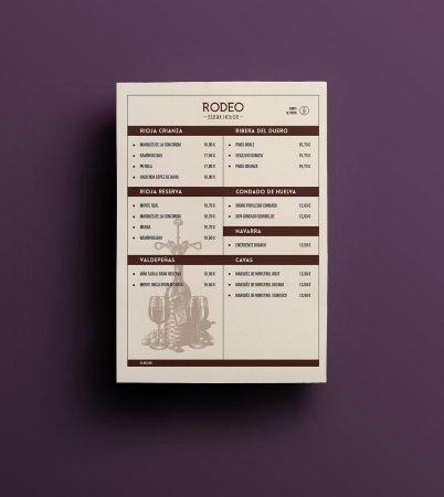 Rodeo Steak House: Wine