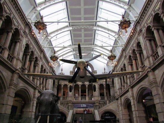 Kelvingrove Art Gallery and Museum: museo Kelvingrove