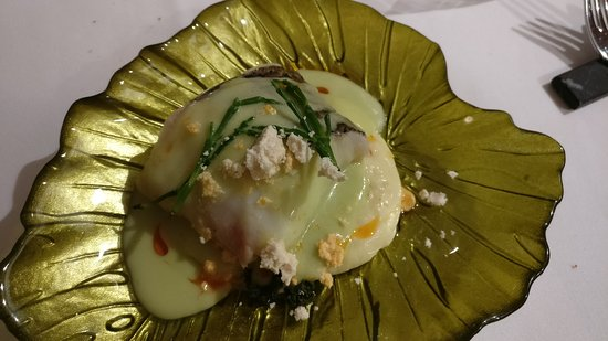 Ponteareas, Spain: Menú degustacion