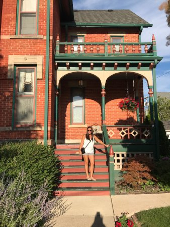 Historic Webster House: Simply the best B & B!