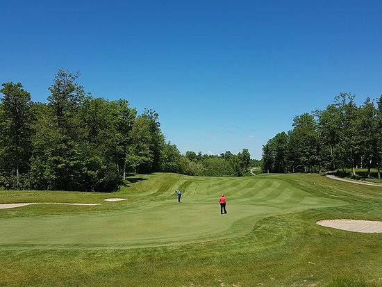 Ancaster, Kanada: 18th hole July 24,2017