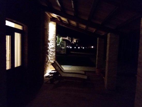 Chiusdino, Italy: Notturna