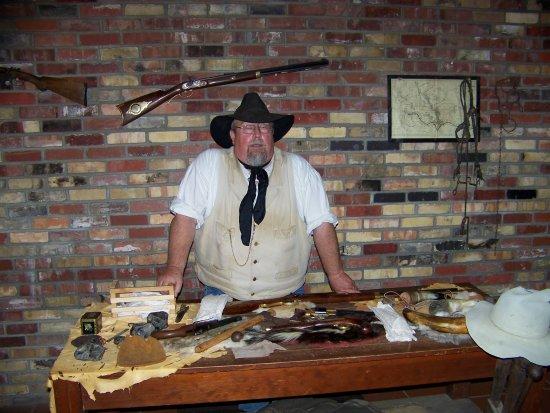 Montpelier, ID: Interpretive Trail Boss