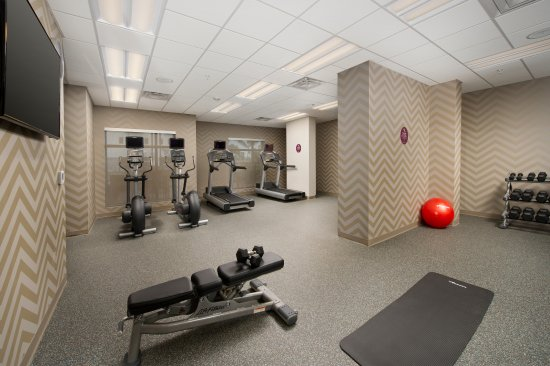 Owings Mills, MD: Fitness Center