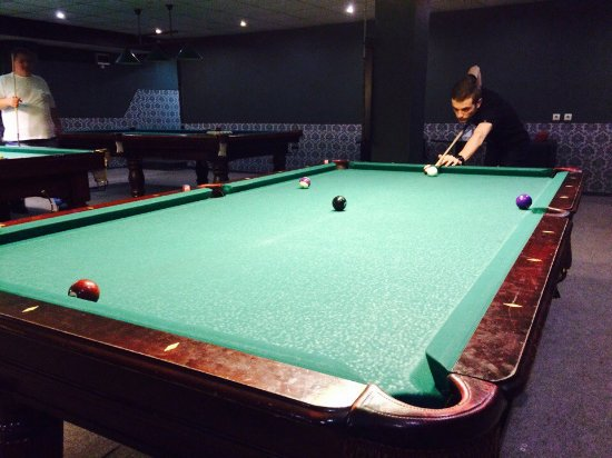 Billiard Club Udacha