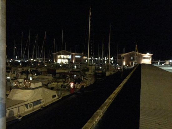 Porto Turistico di Marina di Grosseto: Vista by night