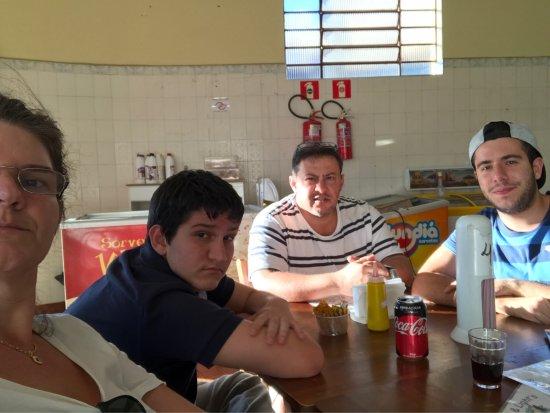 Apiai, SP: Brunch