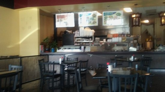 Family run Mandarin cafe in Kaysville Utah