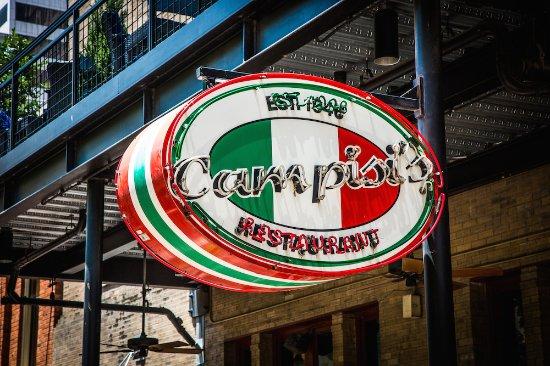 Campisiu0027s Restaurant: Downtown Dallas Patio