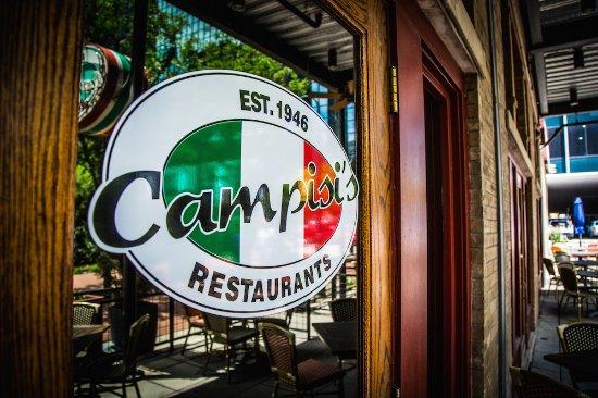 Downtown Dallas Patio Picture Of Campisi S Restaurant