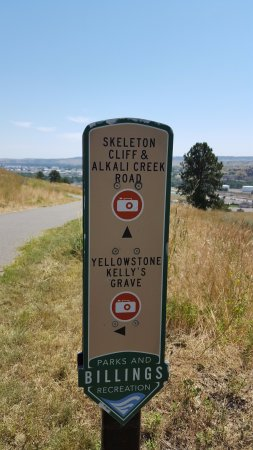 Billings, MT: You can decide which locations you would like to see along the way