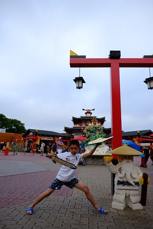LEGOLAND California: fun time
