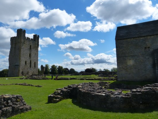 Helmsley, UK: A gem 2 minutes from the town square