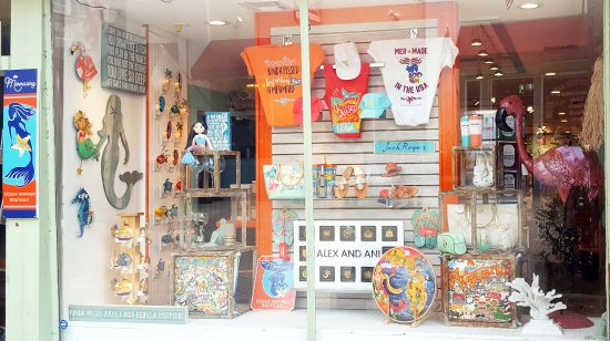 here s our new so mermazing store at 123 st george street in st rh tripadvisor co nz