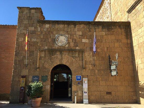 Benavente, Spanien: front door
