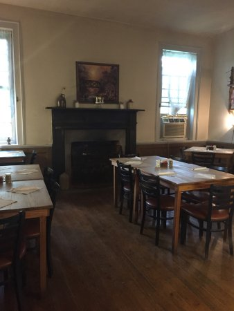 Demopolis, AL: One of the Dining Rooms