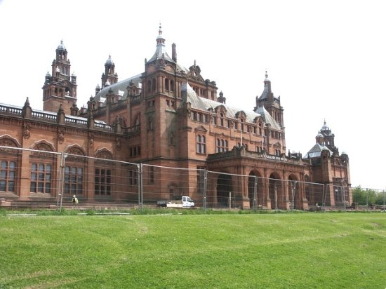 The Burrell Collection: The Kelvingrove Art Gallery