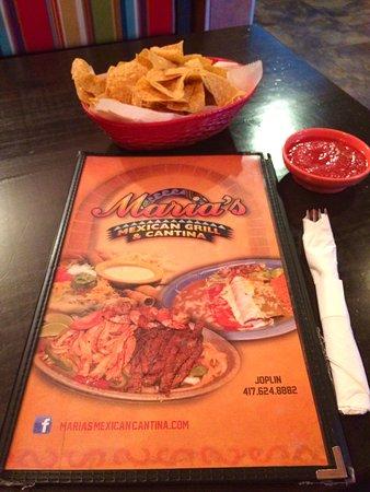 Maria's Mexican Grill & Cantina