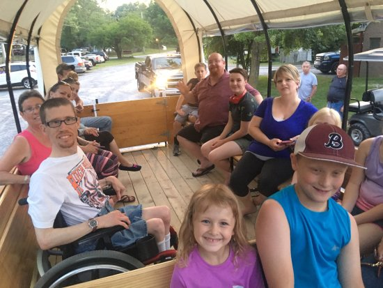 Denver, Pensylwania: Horse Drawn Conestoga Wagon Tours
