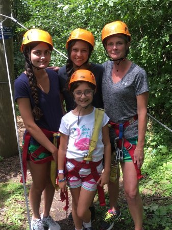 Sky Tours at YMCA Union Park Camp: Loved it!!!
