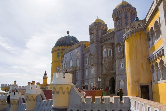 Mywaytours Guides Tours in Portugal: Pena Palace in Sintra