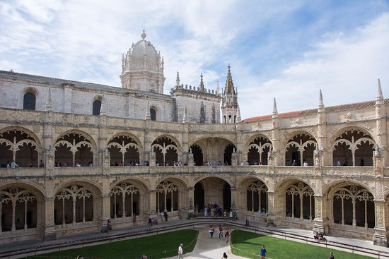 Mywaytours Guides Tours in Portugal: Jeronimos Monastery