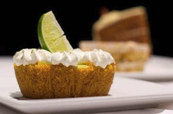 Crystal Lake, IL: Individual portions of our homemade Key Lime Pie