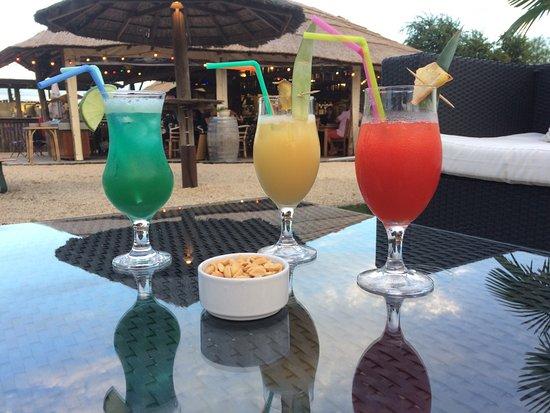 Sainte-Bazeille, France: Ça vous dit un cocktail ?