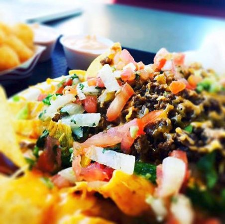 Richland, WA: Best Nachos this side of the Mississippi!