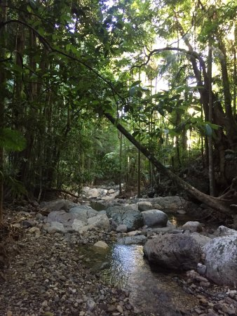Upper Crystal Creek照片
