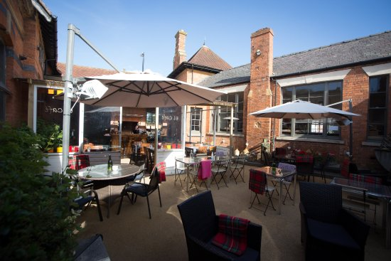 Shipston on Stour, UK: The Courtyard