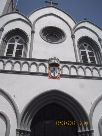 Igreja de Jardim do Mar