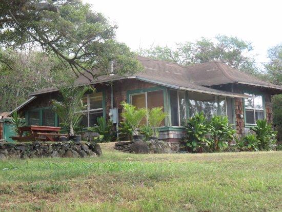 Kaunakakai, HI: The Sugar Mill Cabin