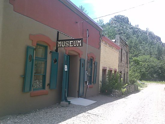 The Mogollon Museum.
