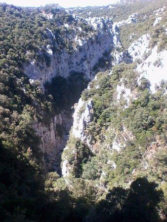 Gorges de Galamus: Ущелье Галамюс