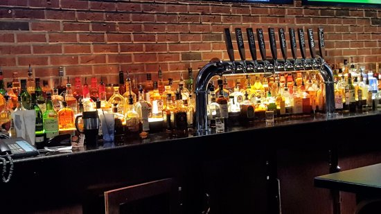 Great Baraboo Brewing Co. : Nice Ambience